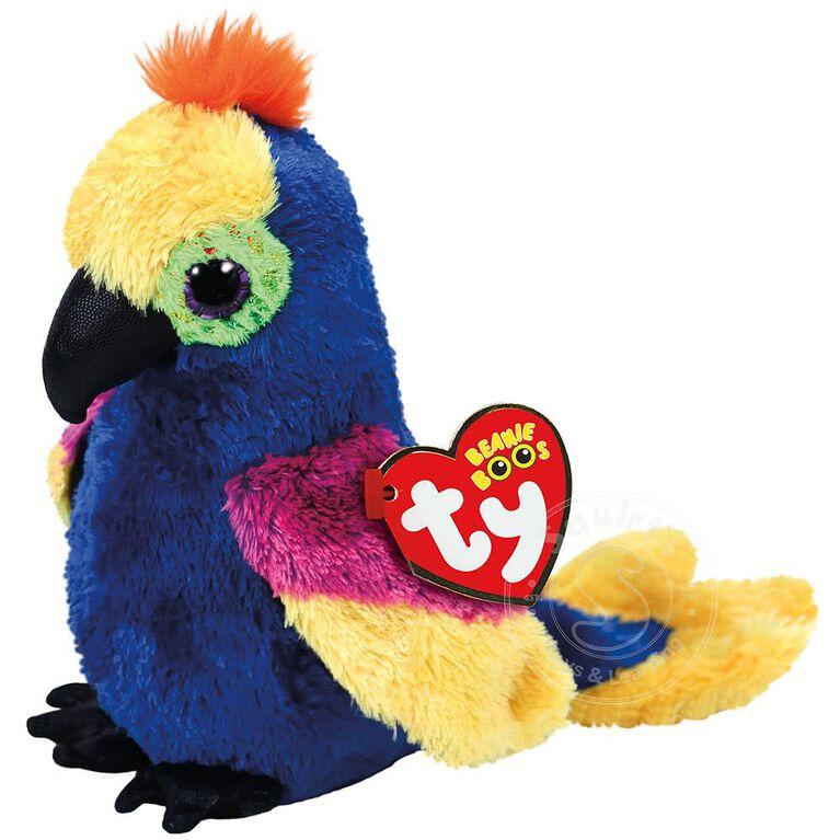 Ty Beanie Boos Wynnie le perroquet.