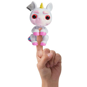 Grimlings - Unicorn - Interactive Animal Toy - By WowWee
