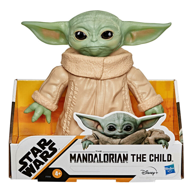 Star Wars - The Child Toy The Mandalorian 6.5-Inch Posable Action Figure