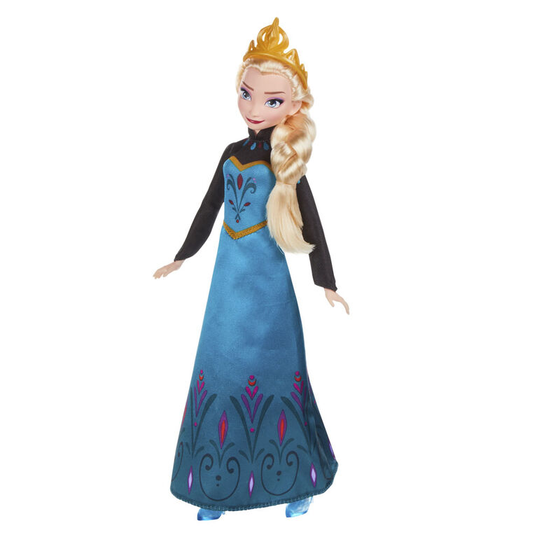 Disney Frozen Anna and Elsa Fashion Dolls with 6 Outfits - R Exclusive