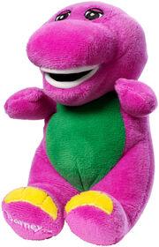 Fisher-Price Barney Buddies Barney Plush Figure - English Edition