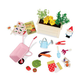 Our Generation, Way To Grow, Gardening Set for 18-inch Dolls