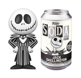 Figurine en Vinyle Jack Skellington par Funko SODA The Nightmare Before Christmas