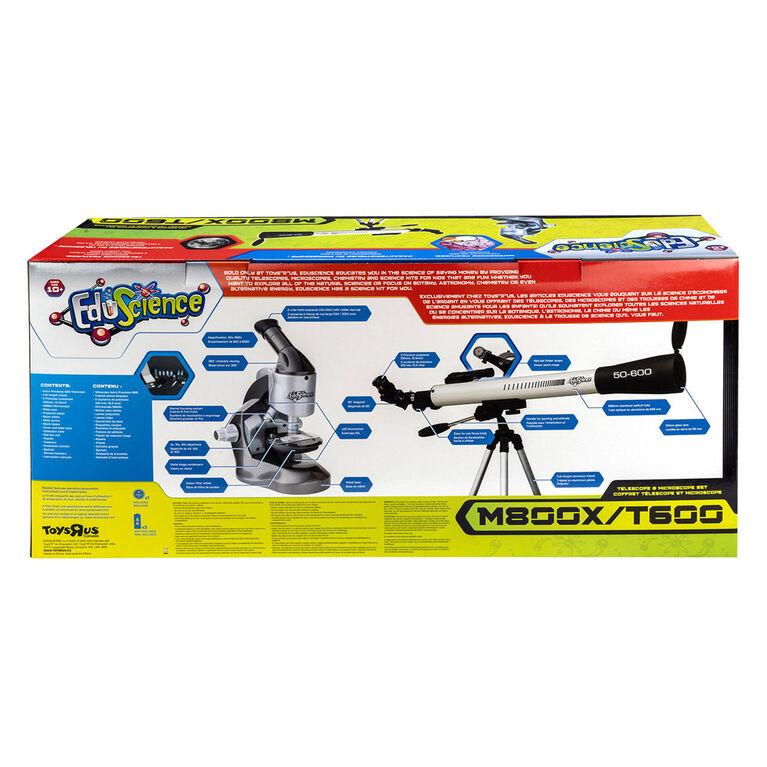 Telescope & Microscope Combination set