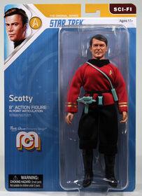 Mego Figurines Sci Fi - Star Trek Scotty - English Edition