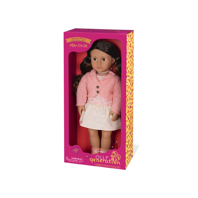 Our Generation, Maricela, 18-inch Fashion Doll