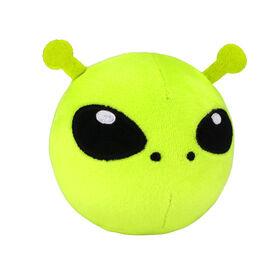 Squeezamals - 35? Creatures and Sports Balls - Allen Alien