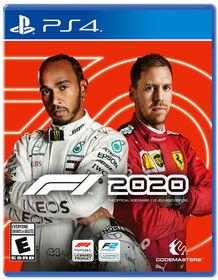 PlayStation 4 - F1 2020