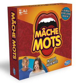 Hasbro Gaming - Speak Out Game - French Edition