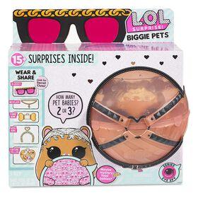 L.O.L. Surprise! Biggie Pet-M.C. Hammy