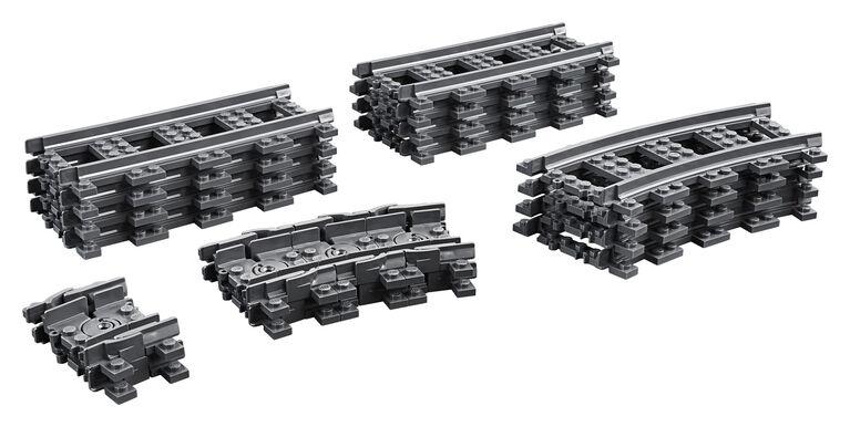 LEGO City Trains Tracks 60205