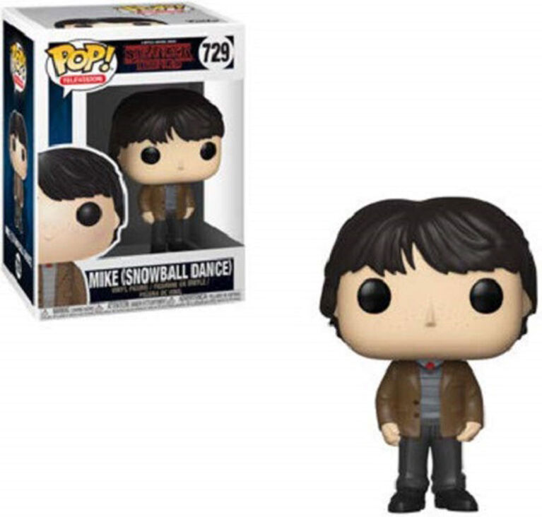 Funko POP! Television: Stranger Things - Mike (Snowball Dance) Vinyl Figure