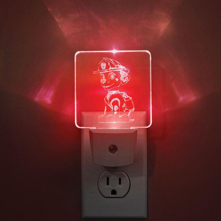 PAW Patrol Plug-in Nightlight - Marshall