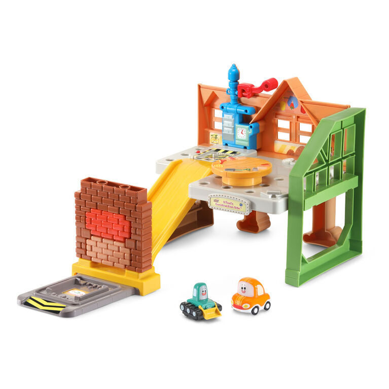 VTech Go! Go! Cory Carson® O'Tool's Construction Site™ - English Version