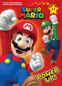 Power Up! (Nintendo) - Édition anglaise