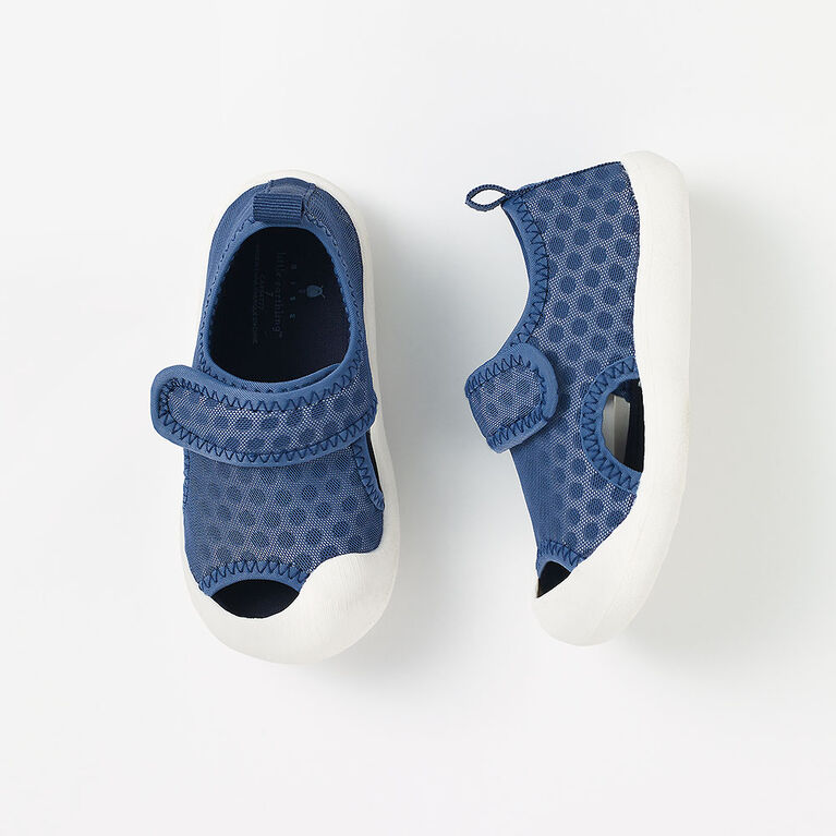 7 sandales d'eau - bleu foncé