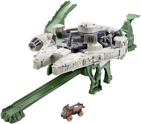 Hot Wheels - Star Wars - Faucon Millennium