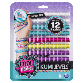 Cool Maker - KumiKreator Jewels Fashion Pack Refill