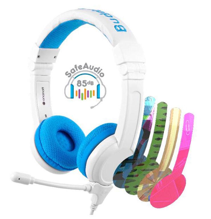 Buddyphones School+ Blue