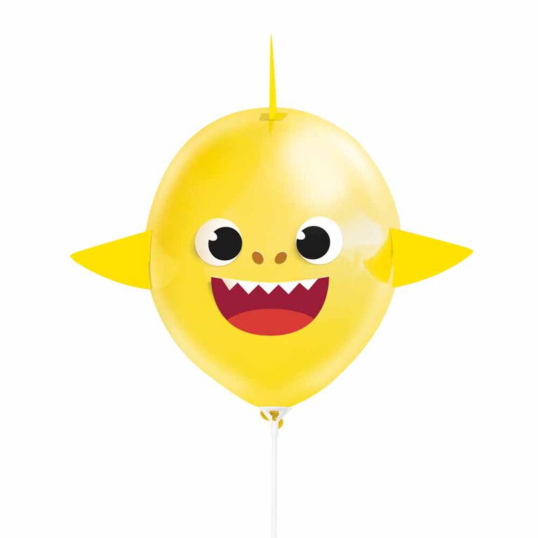 """Baby Shark 4 Make Your Own Balloons 12"""""""