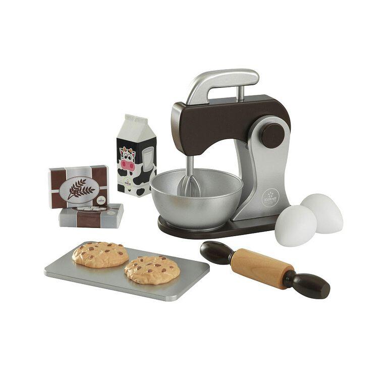 KidKraft - Baking Set - Espresso