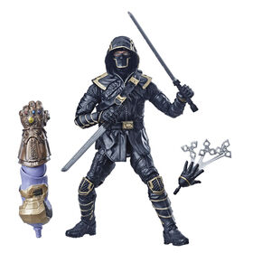 Série Marvel Legends Avengers : Phase finale - Figurine de collection Ronin de 15 cm
