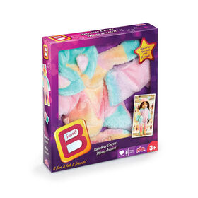 B Friends - Rainbow Onesie Deluxe Fashion Clothes for 18-inch Doll