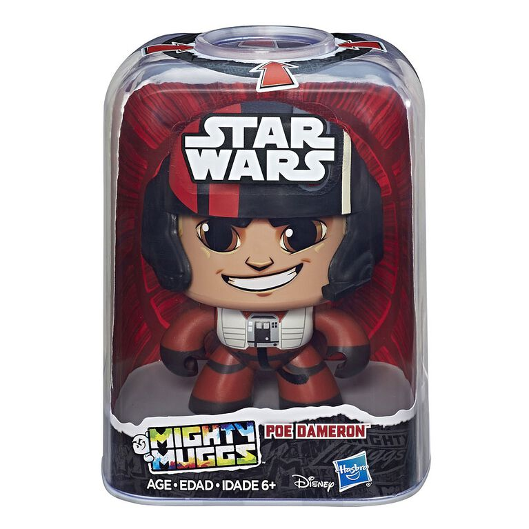 Figurine Star Wars Mighty Muggs no 9.