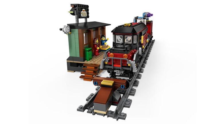 LEGO Hidden Side Le train-fantôme 70424