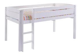 Canwood Whistler Junior Loft Bed - White