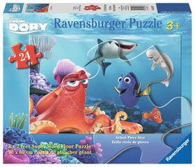 Ravensburger - Disney Pixar - Finding Dory Floor Puzzle 24pc