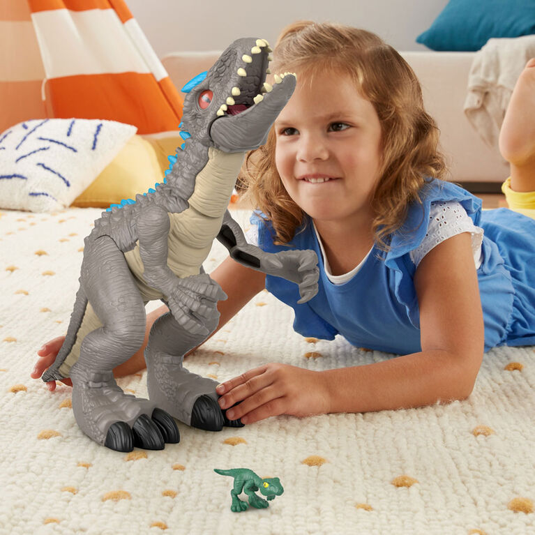 Fisher-Price Imaginext Jurassic World Thrashing Indominus Rex