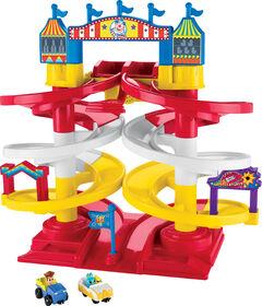 Disney Pixar Toy Story 4 Carnival Spiral Speedway