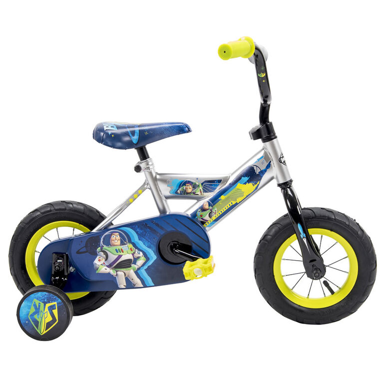 Vélo de 10' (25 cm) Histoire de Jouets avec Buzz Lightyear de Disney Pixar par Huffy