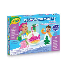 Crayola Colour Chemistry Arctic Lab Set