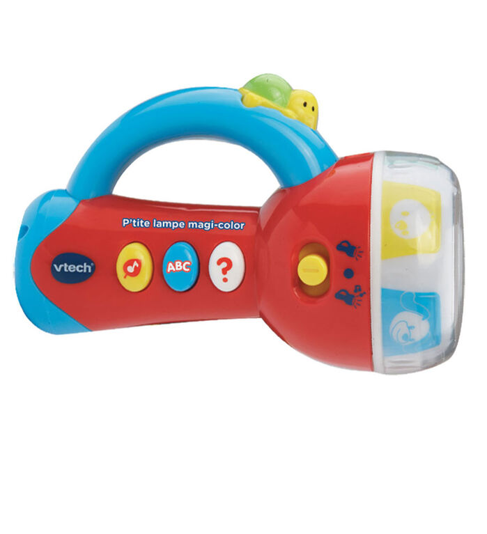 Vtech - Spin & Learn Flashlight - French Edition