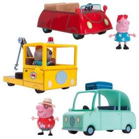 Peppa Pig - 3 Vehicle Pack - Peppa Pig's Rescue Pack