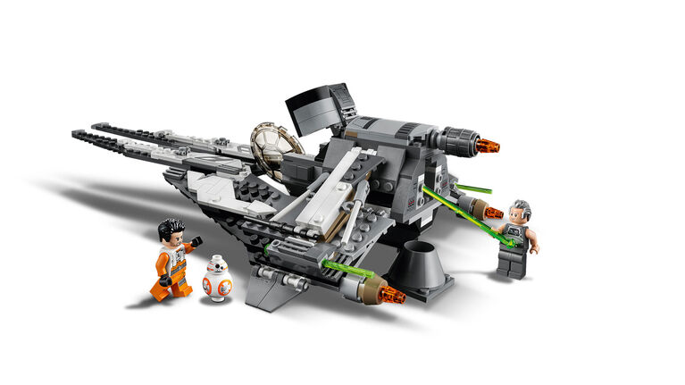 LEGO Star Wars  Intercepteur TIE Black Ace 75242