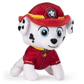 PAW Patrol, 5-inch Mashall Mini Plush Pup