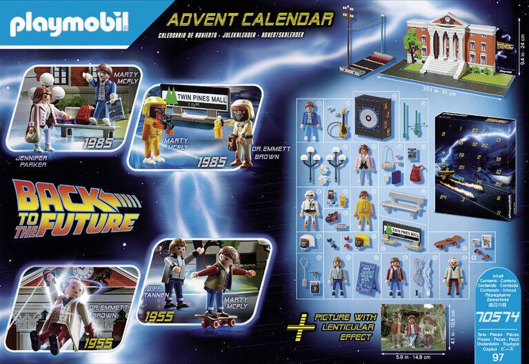 Back to the Future Advent Calendar