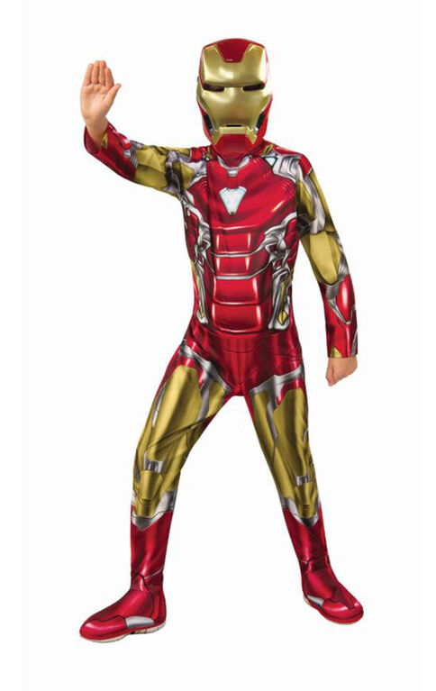 Iron Man Costume - Medium 8-10