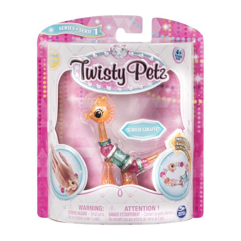 Twisty Petz - Jubilee Giraffe Bracelet