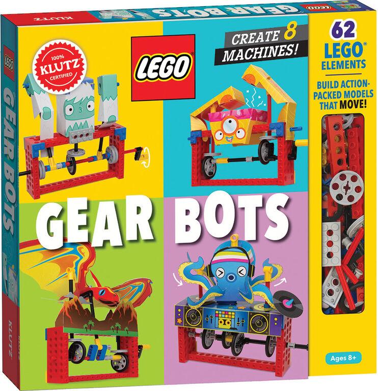 Klutz - Lego Gear Bots - English Edition