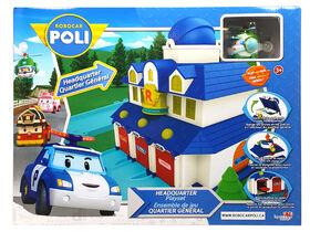 Robocar Poli - Headquarters Playset