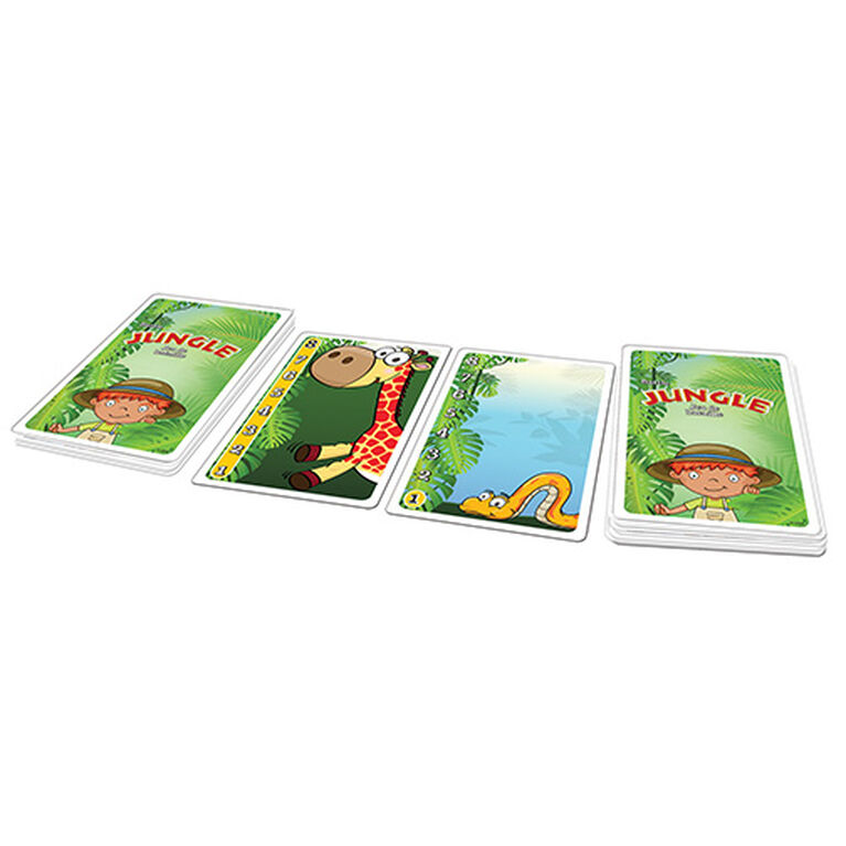 Jungle Battle Game - French Edition