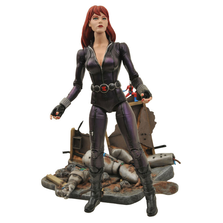 Figurine de Black Widow par Marvel Select. - Édition anglaise