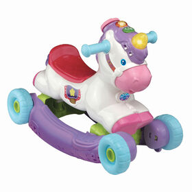 VTech Prance & Rock Learning Unicorn - French Edition
