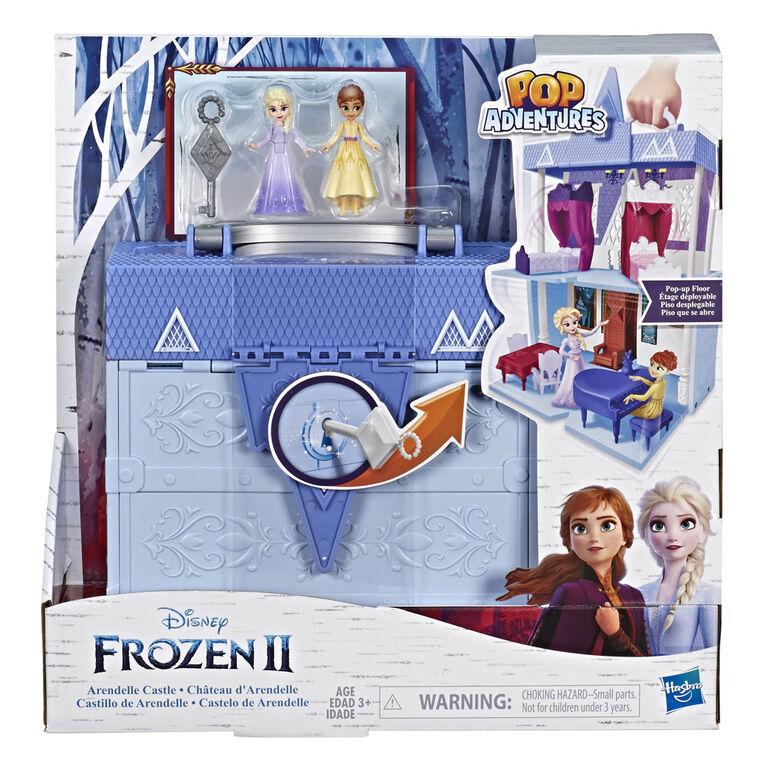 Disney Frozen Aventures Pop - Jeu Château d'Arendelle