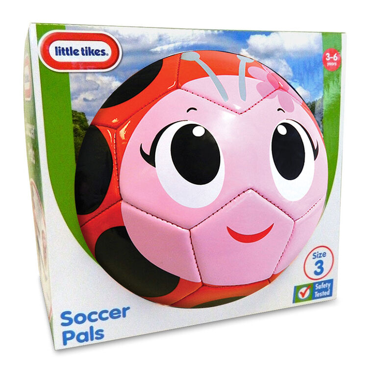 Little Tikes Soccer Pals - Ladybug