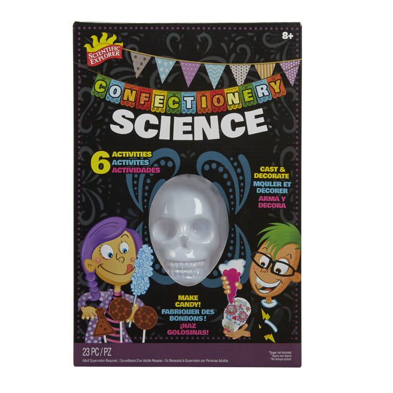 Scientific Explorer Confectionary